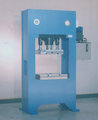 <b>Hydraulic press, O-frame</b>