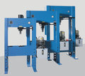 <b>Workshop presses</b><br>40 ton, 100 ton, 150 ton